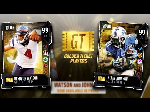 FREE 99 UL PULL! GTS GOT STAT CORRECTED!! BOTH ARE LIVE IN THE GAME!| MADDEN 18 ULTIMATE TEAM