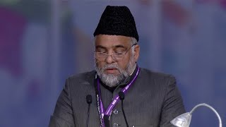 Tilawat Holy Qur'an by Abdul Momin Tahir at Jalsa Salana UK 2016