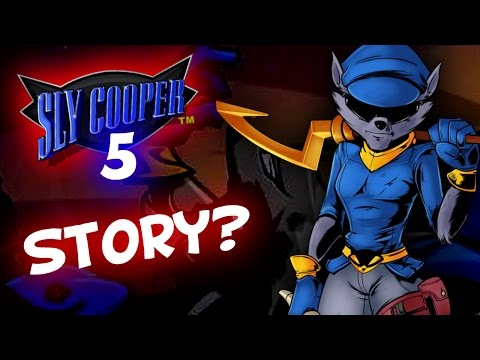 Sly Cooper 5 Imagined Part 1 - STORY