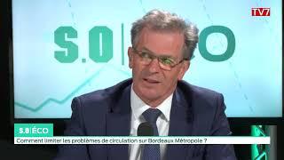 SO ECO - Comment limiter les problèmes de circulation sur Bordeaux Métropole