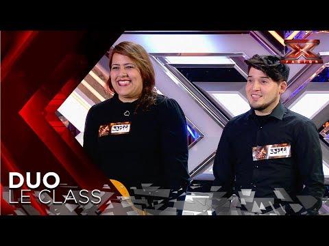 Estos venezolanos se atreven a cantar una rumba flamenca en España   Audiciones 3   Factor X 2018