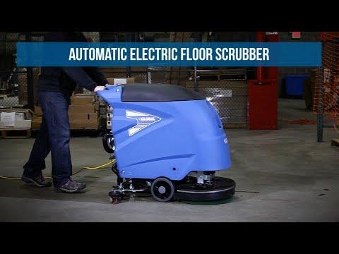 Global Industrial™ Electric Auto Floor Scrubber 20
