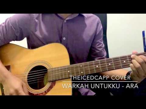 ARA Warkah Untukku - TheIcedCapp Cover + easy chords