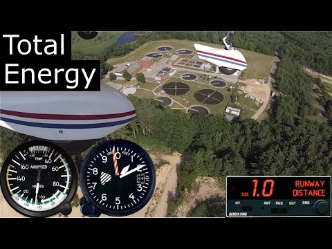 Low approaches are not necessarily dangerous, and here's why:  Energy Management