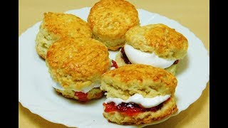 How To Make Perfect English Scones At  Home  Easy Scones Recipe  Renil&#39s Kitchen