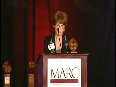 2012 Regional Assembly, David Warm presentation and Regional Leadership Award recipients