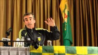 DDTV: Donegal manager Jim McGuinness on the success of the Donegal minor team