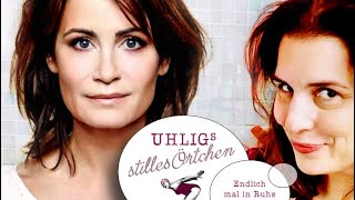 Uhligs stilles Örtchen mit der wunderbaren Anja Kling – Endlich mal in Ruhe!