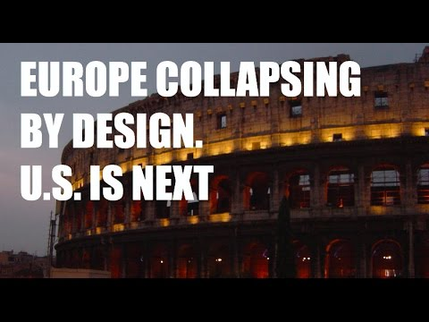 EU Crisis of Deflation Coming to the U.S! Debt PONZI Scheme Meltdown!