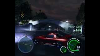 Game : Need For Speed Underground 2 Music : Teriyaki Boyz.