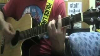 estrella polar - Pereza ( Guitarra )