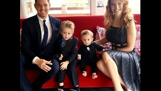 Michael Bublé's 3 Year Old Son Noah Has Cancer 'We Will Win This Battle, God Willing