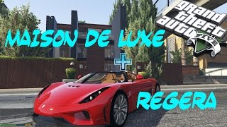 GTA 5 MAISON DE LUXE- gta 5 maison de luxe