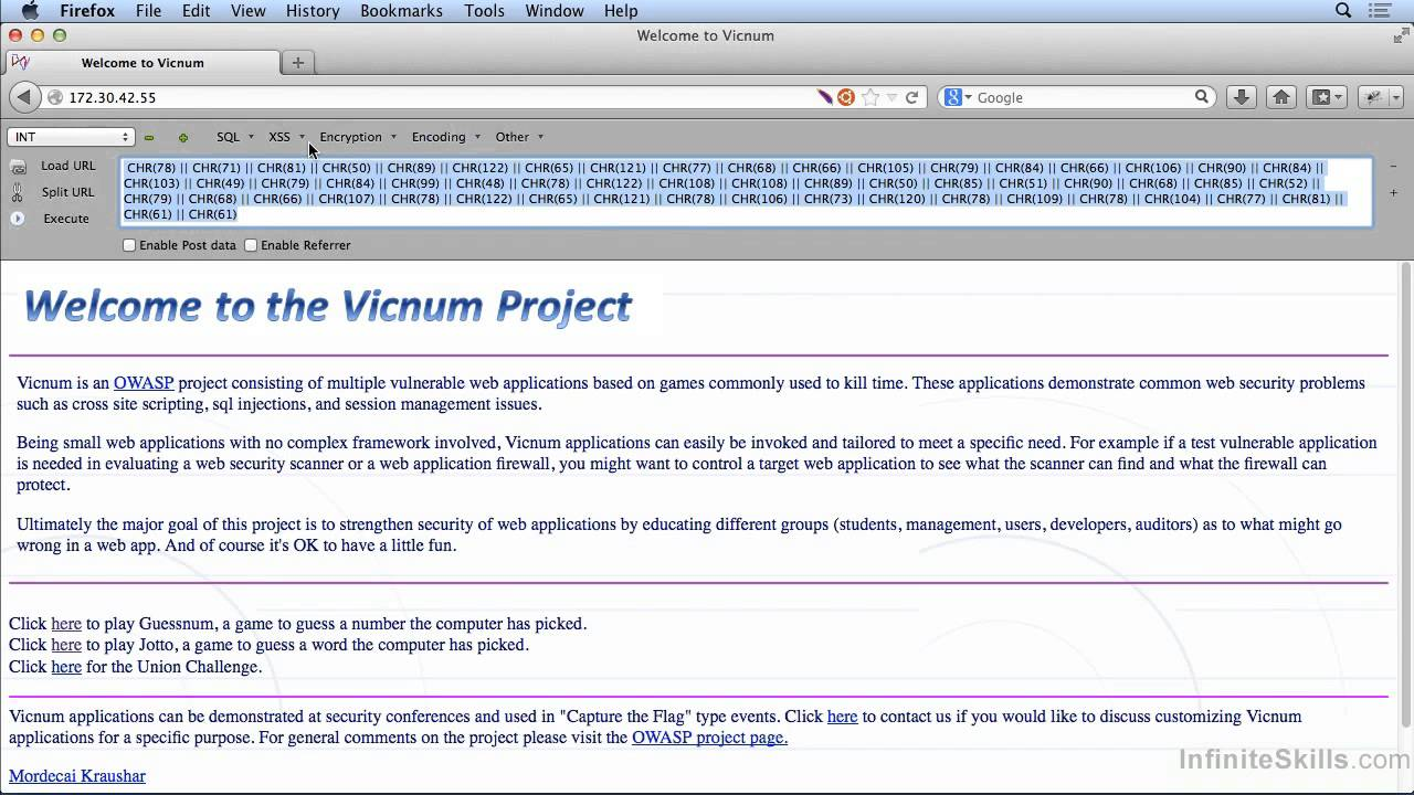 Hackbar Best Plugin For Wbe Pentration