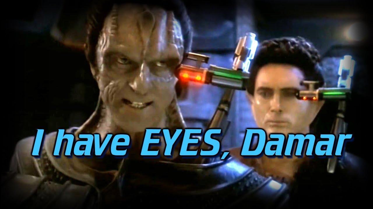 Dukat Has Eyes, Damar