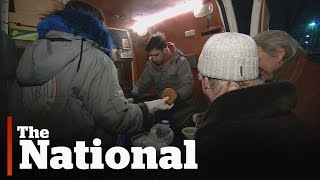 First hand look at poverty in Russia