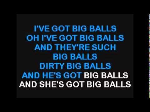 AC/DC - Big Balls (karaoke)