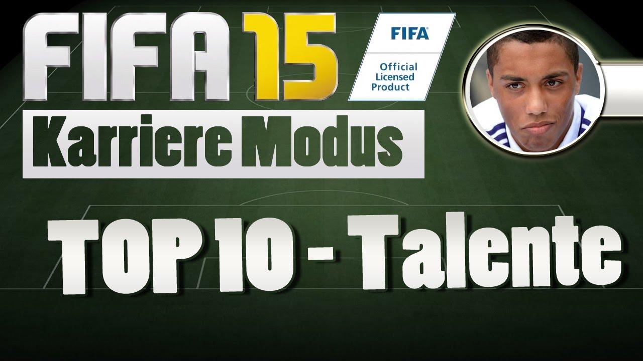 fifa 15 top talente