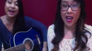 Who Says - Selena Gomez / Don't lie - Black Eyed Peas (Cover) - Khrystyn & Megan