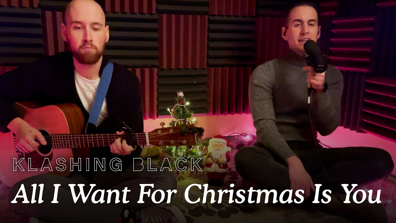 Klashing Black - All I Want For Christmas Is You