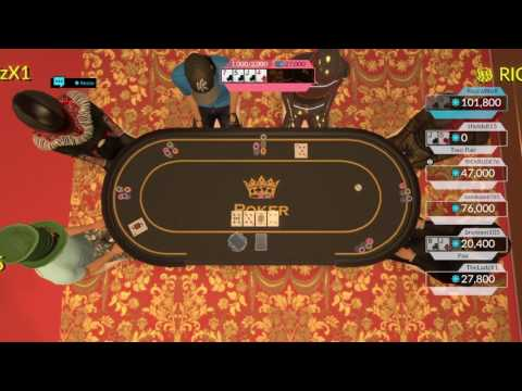 Four Kings Casino and Slots - VIP Poker Win (High Rollers)