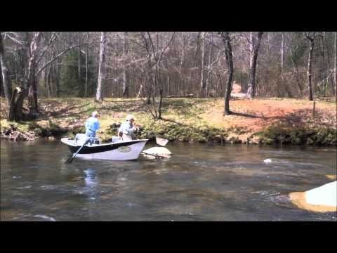 Toccoa River Fly Fishing