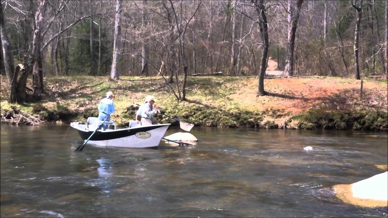 Toccoa river fly fishing youtube for Fly fishing blue ridge ga