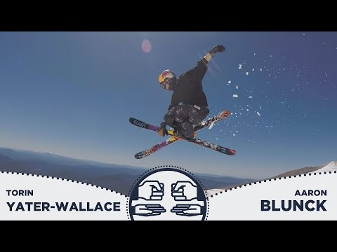 SLVSH || Torin Yater-Wallace vs. Aaron Blunck || Presented by Armada Skis