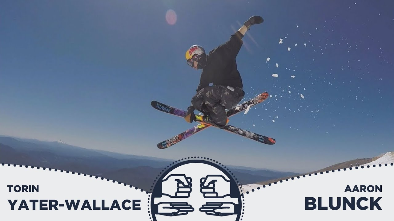 SLVSH || Torin Yater-Wallace vs. Aaron Blunck || Presented by Armada Skis