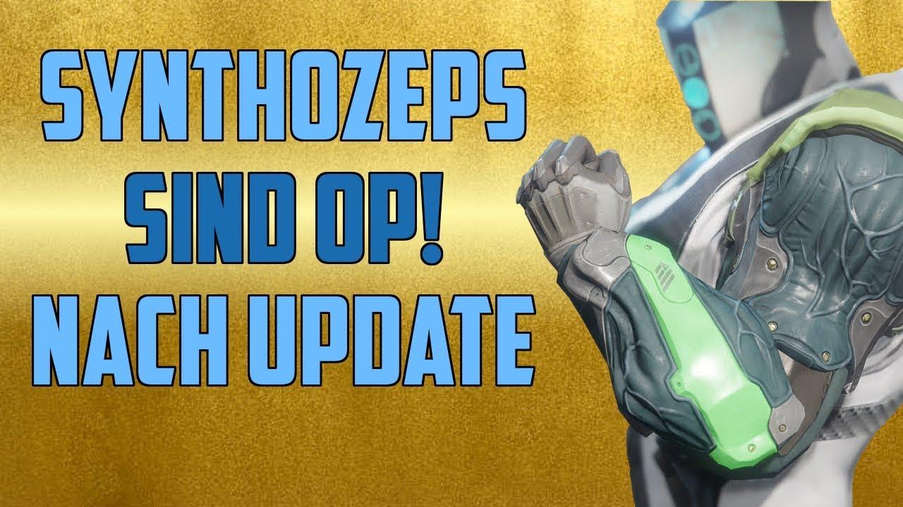 Destiny 2 : Synthozeps Review | Nach Update ziemlich OP | Deutsch / German