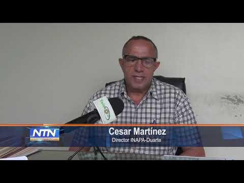 Llaman a ciudadanía a racionar agua por sequia afecta provincia Duarte
