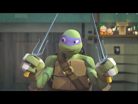 Download Hey! That Is Not My Weapon! - Teenage Mutant Ninja Turtles Legends