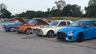 Hot Rod Power Tour Day 1
