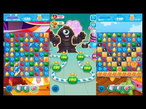 candy crush soda saga level 1 to 1045 #tricks &tips