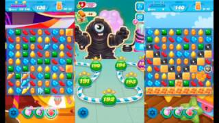 candy crush soda saga level 1 to 1045 #tricks &tips