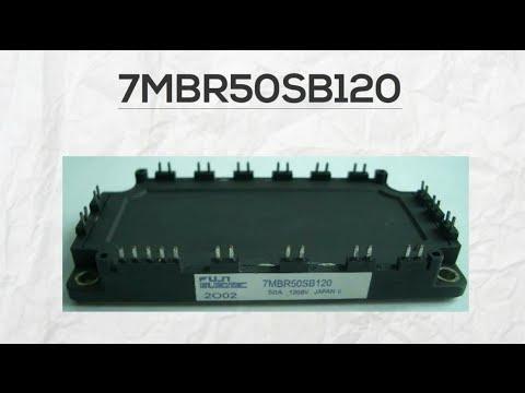 MG75Q2YS1 TOSHIBA IGBT MODULE (Datasheet pdf) ReviewS - YouTube