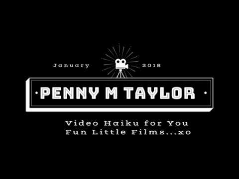 not cut out for that video haiku by penny michelle taylor