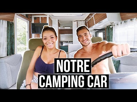VLOG - NOTRE CAMPING CAR EST PRÊT !