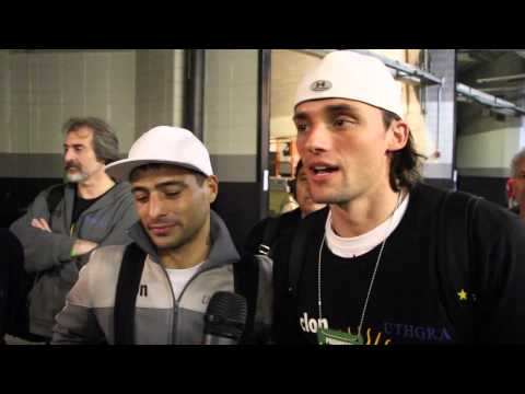 Matthysse Broner talks a lot but can't fight he loves for Argentinians to beat on him