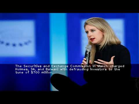 Theranos CEO Elizabeth Holmes indicted after stepping down as CEO