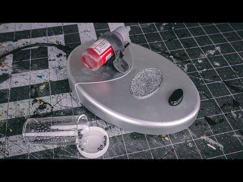 👍👎Cheap Paint Shakers & Agitators for Miniature Paints - NO RUST