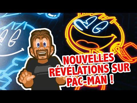 Nouveaux Secrets Révélés Sur Pac-Man !