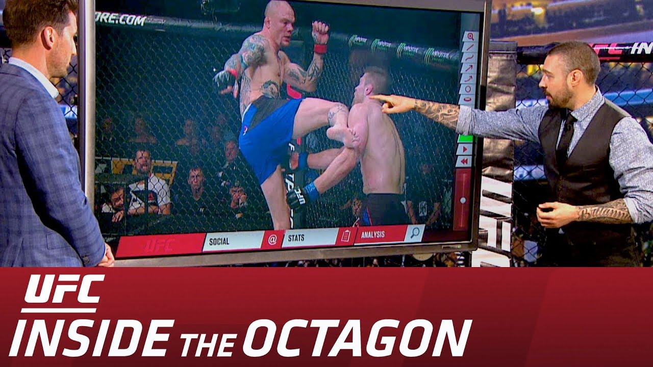 UFC Stockholm video recap: Anthony Smith subs Alexander Gustafsson in round 4