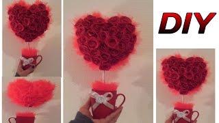 Дерево любви DIY на 14 февраля