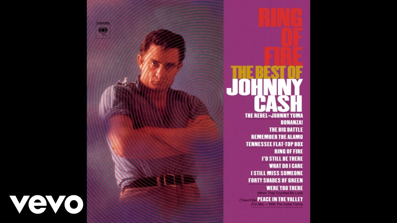 Download Johnny Cash - Ring of Fire (Official Audio)