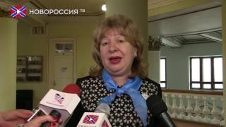 Делегация из Курска в Донецке «Миротворцы: от сердца к сердцу»