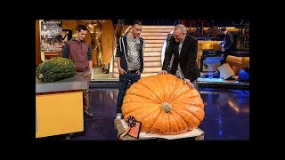 Das größte Gemüse der Welt! Monster-Kürbis | TV total