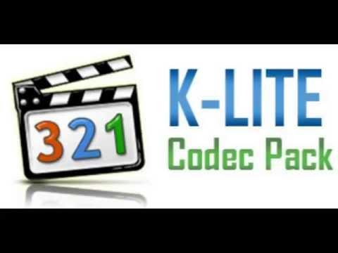 K-Lite Codec Pack Básico Fácil Descargar E Instalar (Recomendado)
