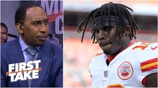 Stephen A. on Tyreek Hill: There's no justification for his actions | First Take