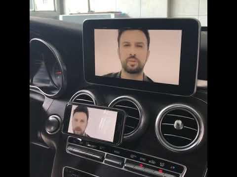 Mercedes Benz W205 Comand NTG5 & MirrorLink Uygulama